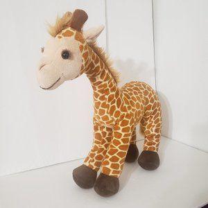 "Toys R US 18"" Stuffed Giraffe Stand Alone Giraffe 2010"